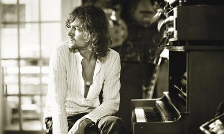 """Looking for what he's looking for"": Brendan Benson"