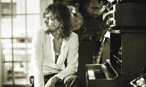 """""""Looking for what he's looking for"""": Brendan Benson"""