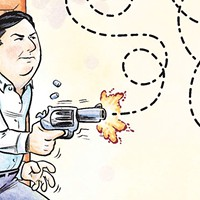 Lost Bill: As a city councilor, Bill Peduto fired a shot for gun control. Was he shooting blanks?