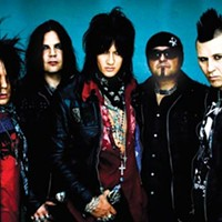 Helsinki goth 'n' rollers The 69 Eyes are back in Pittsburgh with <i>Back in Blood</i>