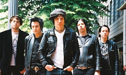 Lovin' it to life: Jesse Malin