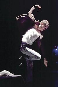 Luke Murphy will perform at newMoves. - PHOTO COURTESY OF JOHN ALTDORFER.
