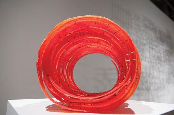 "Luscious: Rei Chikaoka's glasswork ""Release"""