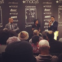 """Macy's Event """"In Conversation"""" Puts Artists On Pedestal"""