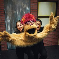 <i>Avenue Q</i> at University of Pittsburgh Stages