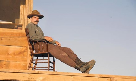 Man of the century: Daniel Day-Lewis as oilman Daniel Plainview