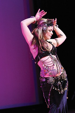 Maqam Spectacular Bellydance at the Rex Theater