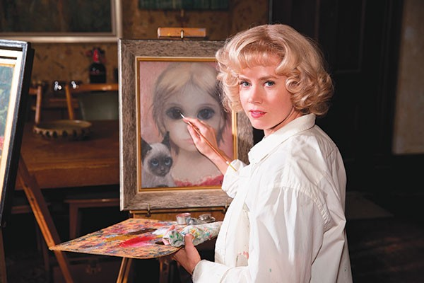 Margaret Keane played by Amy Adams