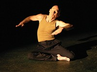 Mark C. Thompson in performance