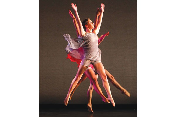 "Mark Morris Dance Group in ""Petrichor"""