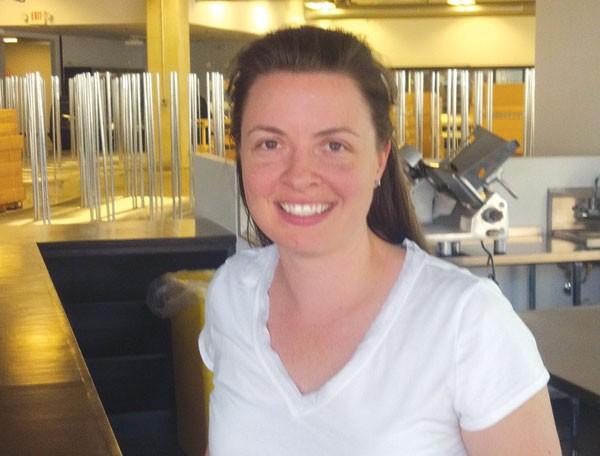 Marty's market owner Regina Koetters