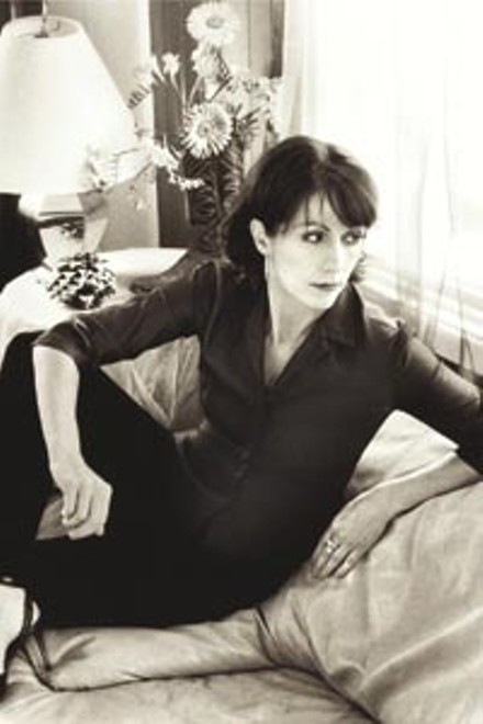 Mary Karr, Oct. 4 at the Drue Heinz Lectures