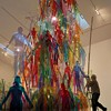 At the Carnegie, Jonathan Borofsky's <i>Human Structures</i> emphasizes structure, glosses over humanity.