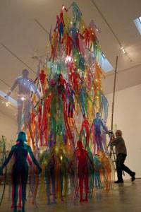 Mass appeal: Jonathan Borofsky's Human Structures