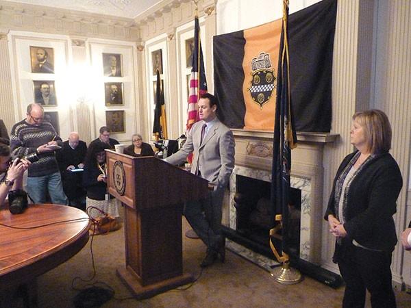 Mayor Luke Ravenstahl announced last week that he was ending his run for re-election.