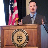 Mayor Luke Ravenstahl wants to borrow $80 million to spend on city improvements.