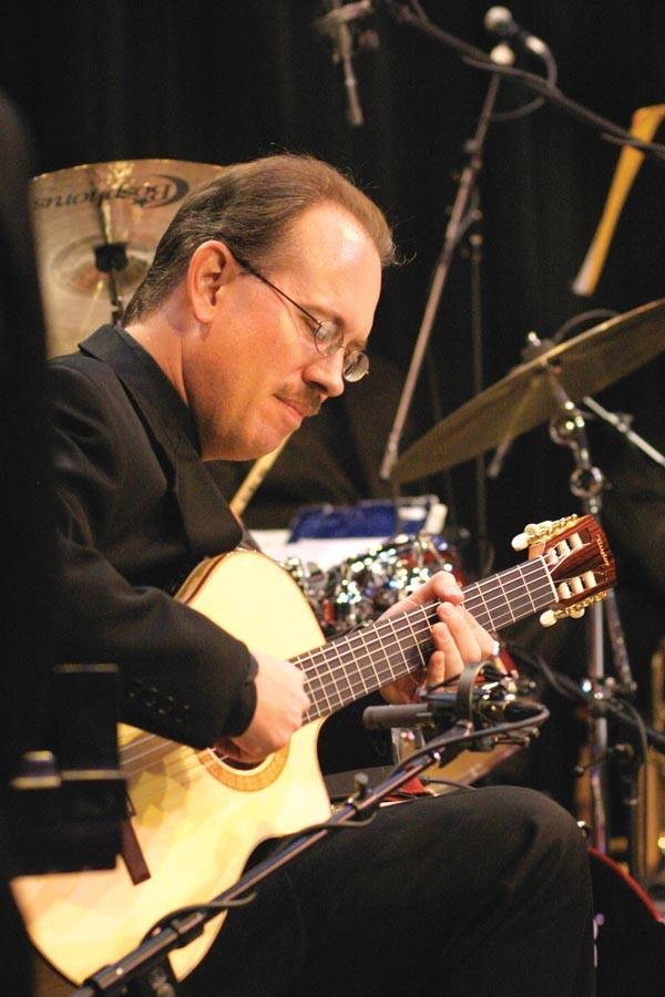 MCG Jazz executive producer Marty Ashby - PHOTO COURTESY OF BRANDON MCCHESNEY