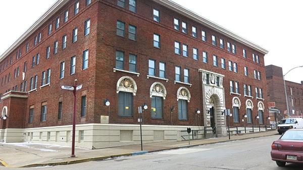 McKeesport Downtown Housing was once the McKeesport YMCA