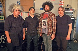Melvins, May 27 - PHOTO COURTESY OF JESSI ROSE