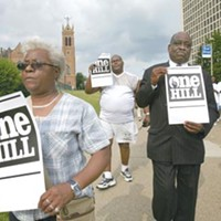Hill District Seeking to Force Arena Development Issues