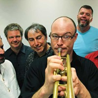Brass and microtonal music are some of the unique features of this year's Music on the Edge series at Pitt