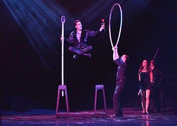 Pittsburgh-born Illusionist Performs on New TV Program