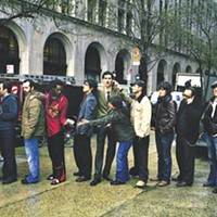 Antibalas Afrobeat Orchestra at the Warhol