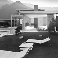 America's post-World War II cultural crossroads are the subtext of Julius Shulman's photos in <i>Palm Springs Modern</i>.&nbsp;