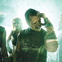Norwegian industrial band Combichrist invades the future