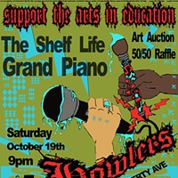 Multiple benefit shows on Saturday to support local and national causes