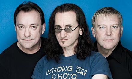Music dorks' holy trinity: Rush