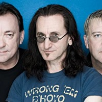 Prog-rock trio Rush returns to Post-Gazette Pavilion -- and to form