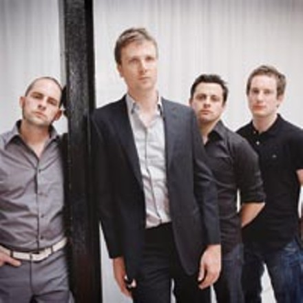Music in mouths: Bell X1