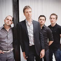Irish pop-rockers Bell X1 break the sound barrier at Club Café