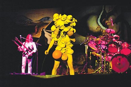 Musical Box - PHOTO COURTESY OF MARTIN CHRISTGAU