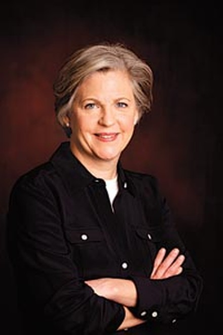 Nancy A. Nichols speaks Sept. 25 at the Women's Health & The Environment conference.