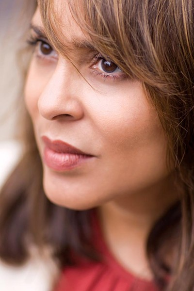 Natasha Trethewey, Sept. 24 at Pittsburgh Contemporary Writers. - PHOTO COURTESY OF MATT VALENTINE.