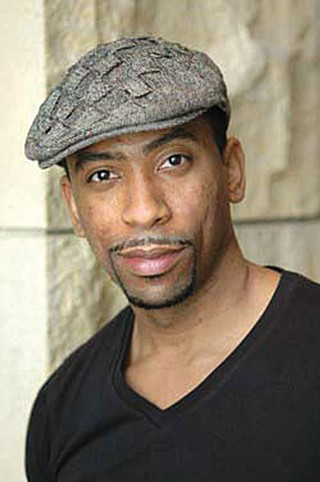 Nathan James at the August Wilson Center's First Voice Festival, May 17-25