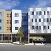 A new apartment building on Penn Avenue knits together the community in more ways than one.