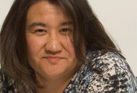 Poet Michelle Naka Pierce - PHOTO COURTESY OF PITTSBURGH CULTURAL TRUST