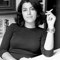 <i>Persepolis</i> author Marjane Satrapi visist the Drue Heinz Lectures.