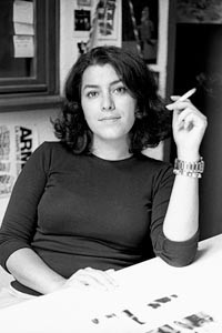 No direction home: Marjane Satrapi