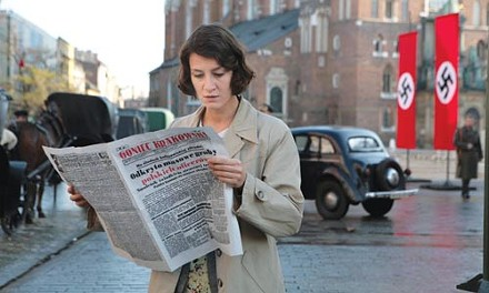 No good news: Maja Ostaszewska