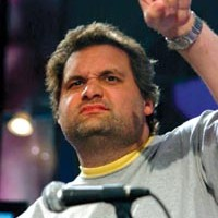 Comedian Artie Lange might be off drugs, but he's still <i>on</i>.