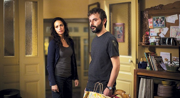 No longer together: Marie (Bérénice Bejo) and Ahmad (Ali Mosaffa)