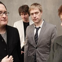 The Hold Steady brings rock 'n' roll problems to Diesel