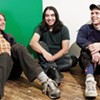 Noise-rockers Black Dice visit Garfield Artworks this week