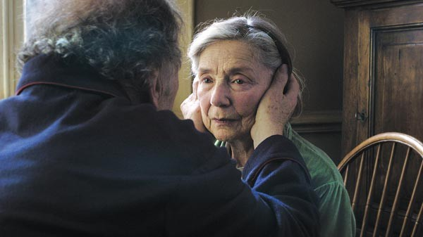 Not all is fair in love: Jean-Louis Trintignant and Emmanuelle Riva