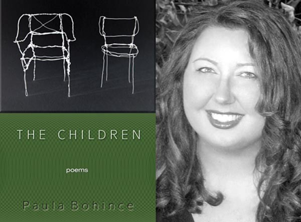Not just kid stuff: Poet Paul Bohince draws on her Westmoreland County upbringing in her new collection, The Children.
