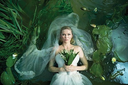 Not long for this earth? Kirsten Dunst